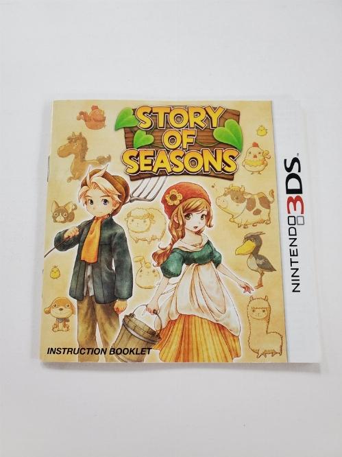 Story of Seasons (I)