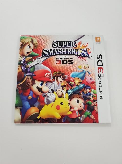 Super Smash Bros. for Nintendo 3DS (I)