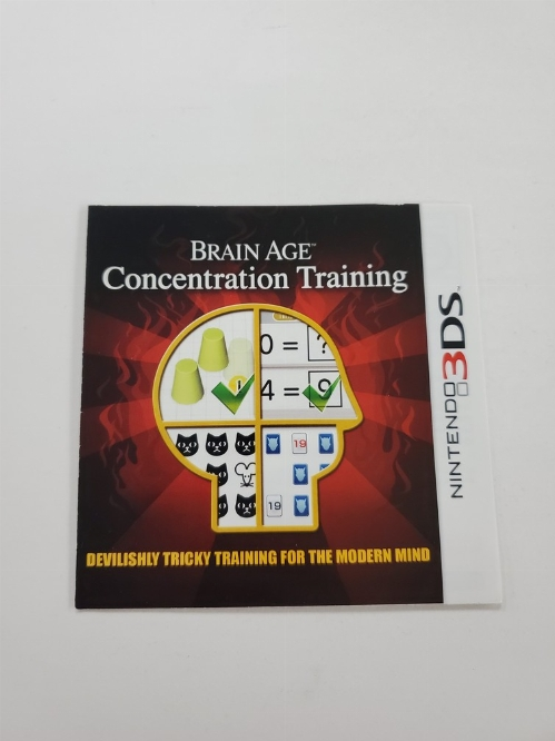 Brain Age: Concentration Training (I)
