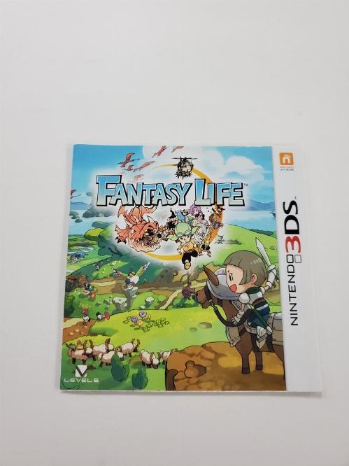 Fantasy Life (I)