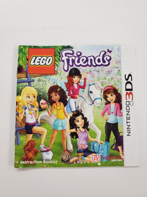 LEGO Friends (I)