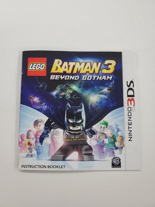 LEGO Batman 3: Beyond Gotham (I)