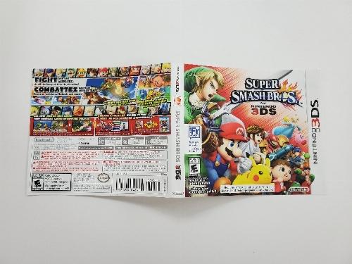 Super Smash Bros for Nintendo 3DS (B)