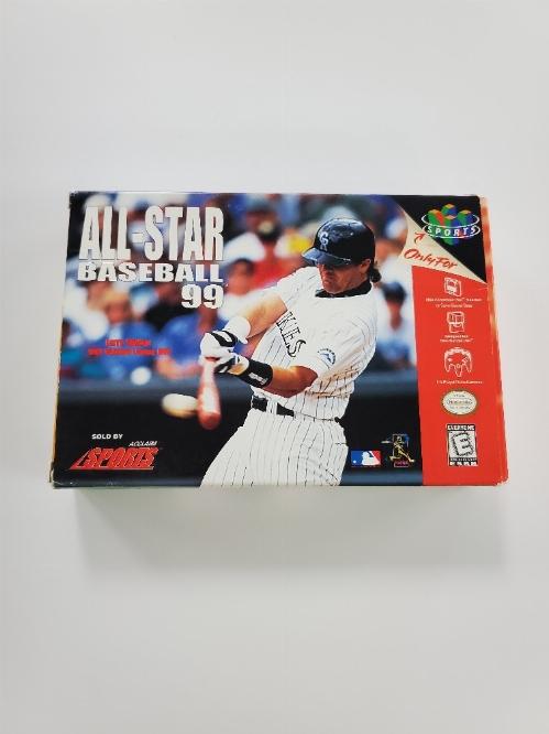 All-Star Baseball 99 (B)