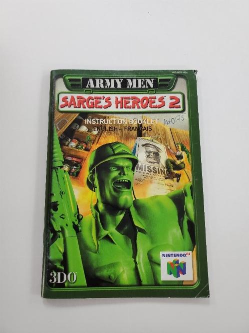 Army Men: Sarge's Heroes 2 (I)