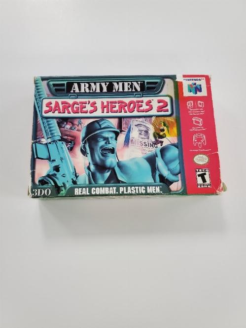 Army Men: Sarge's Heroes 2 (B)