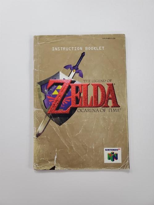 Legend of Zelda: Ocarina of Time, The (I)