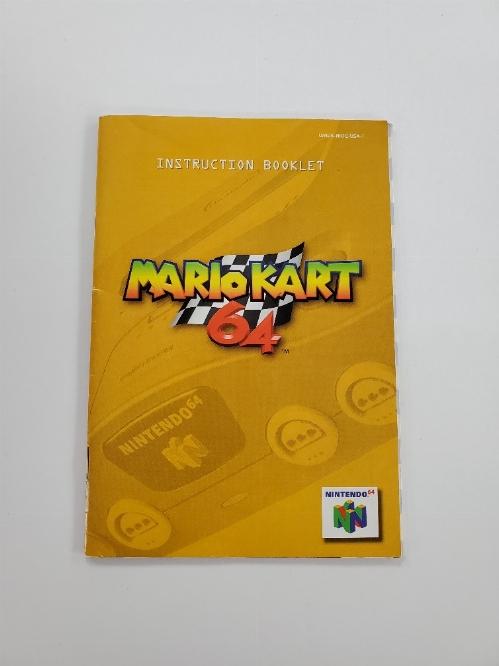Mario Kart 64 (I)