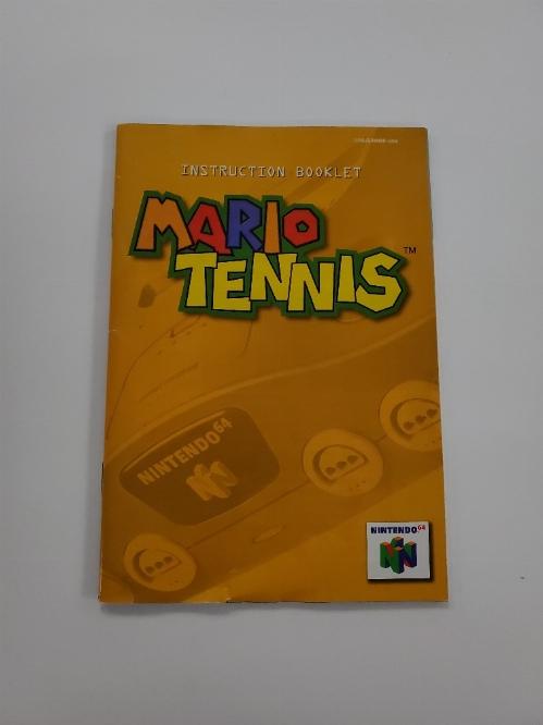 Mario Tennis (I)