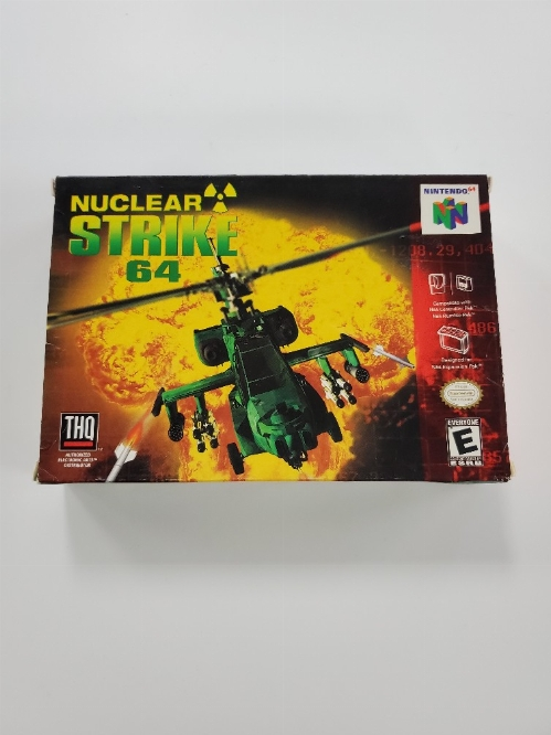 Nuclear Strike 64 (B)