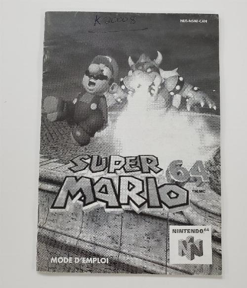 Super Mario 64 (I)