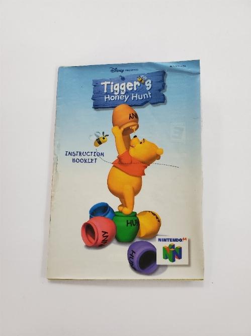 Tigger's Honey Hunt (I)