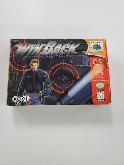 WinBack: Covert Operations (B)