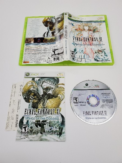 Final Fantasy XI: Wings of the Goddess (CIB)