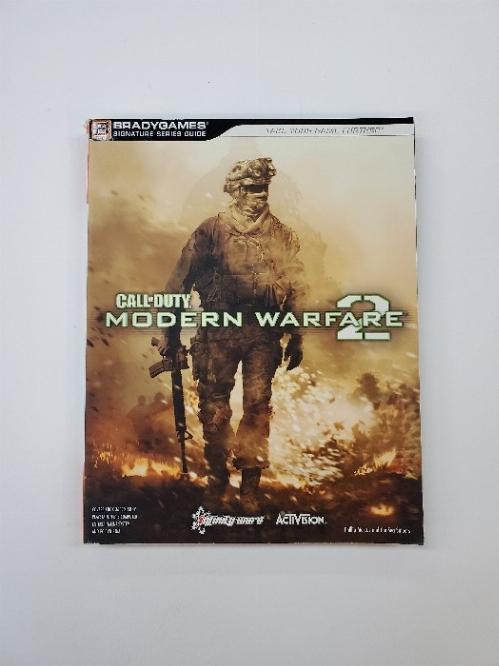Call of Duty Modern Warfare 2 Brady Games Guide
