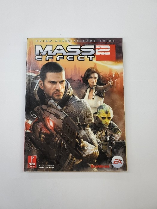 Mass Effect 2 Prima Official Guide