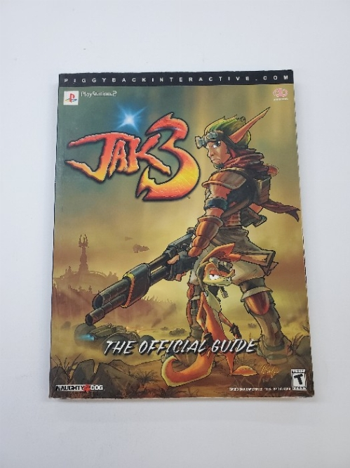 Jak 3 The Official Guide