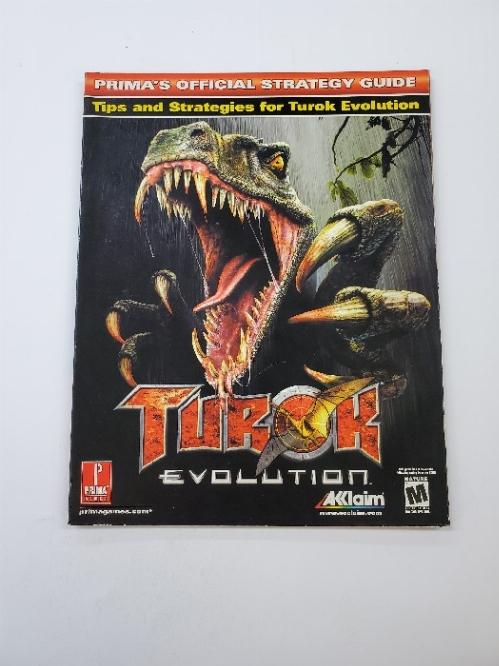 Turok Evolution Prima Official Guide