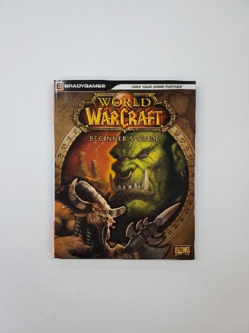 World of Warcraft Beginner's Guide Brady Games Guide