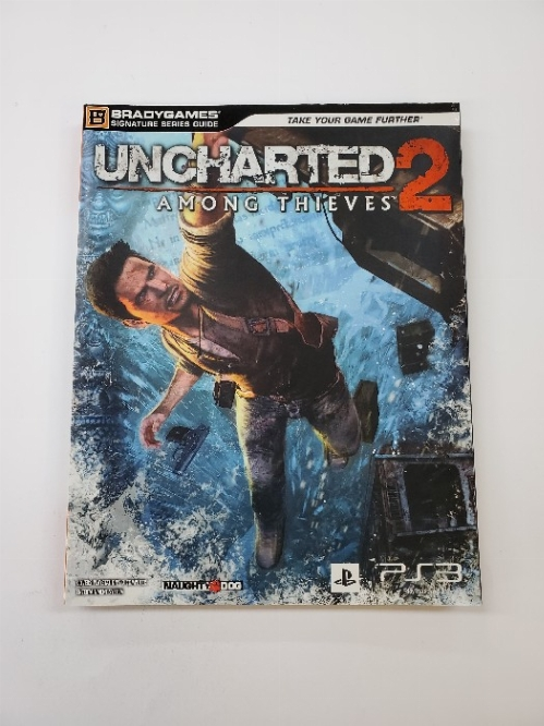 Uncharted 2 Among Thieves Brady Games Guide
