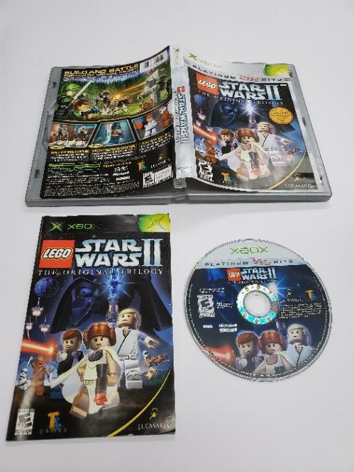 LEGO Star Wars: II Original Trilogy (Platinum Hits) (CIB)