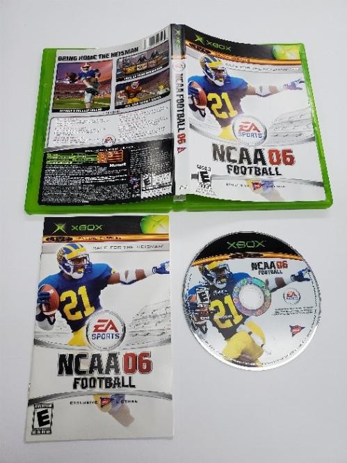 NCAA Football 06 (CIB)