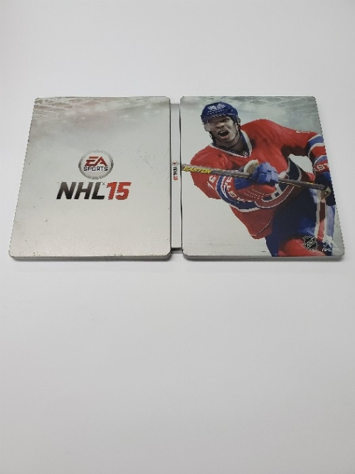 NHL 15 (P.K. Subban Variant Label) Steelbook