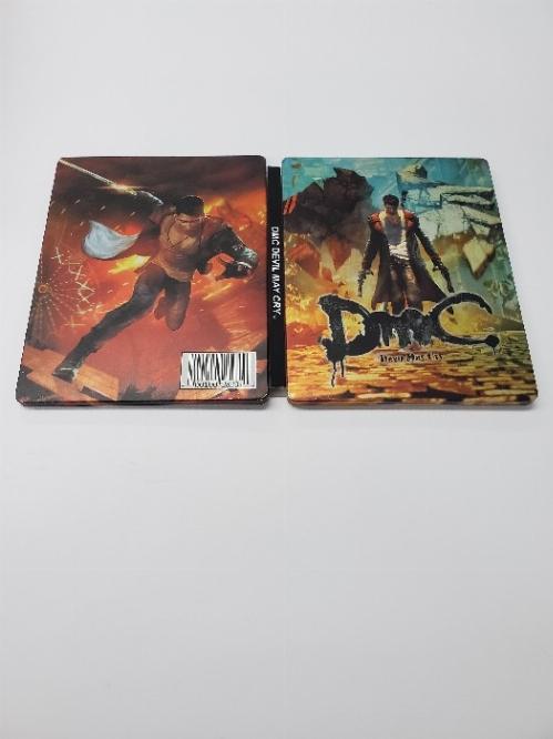 DMC: Devil May Cry Steelbook