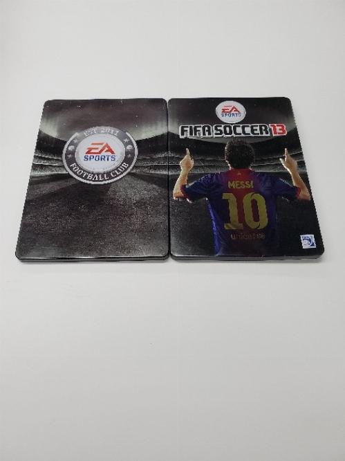 FIFA Soccer 13 Steelbook
