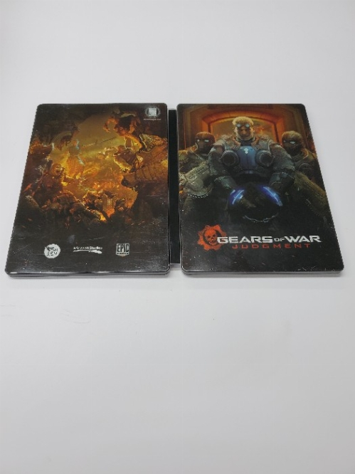 Gears of War: Judgment Steelbook
