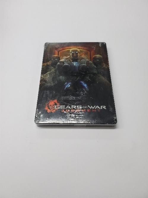 Gears of War: Judgment Steelbook (NEW)