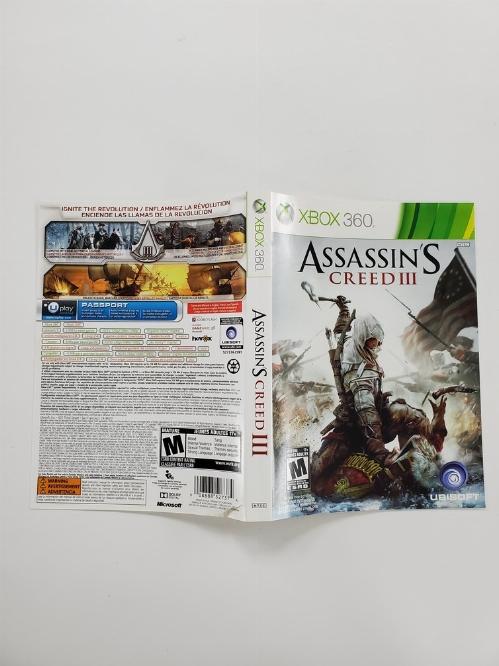 Assassin's Creed III (B)