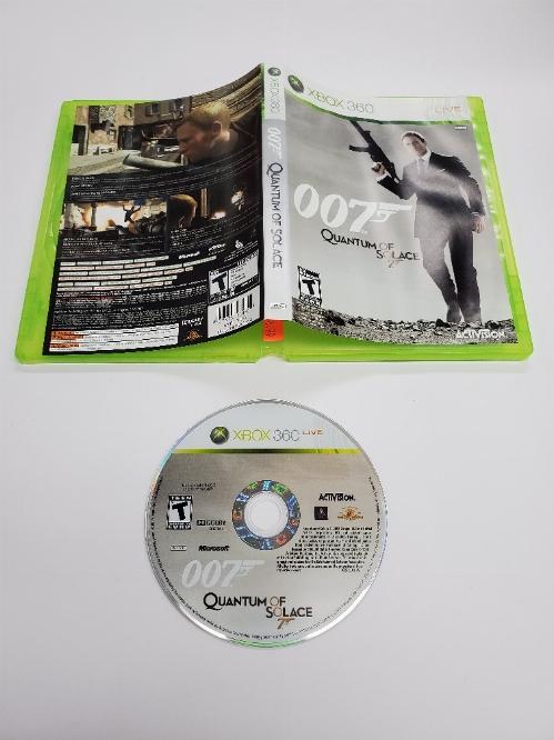 007: Quantum of Solace (CB)