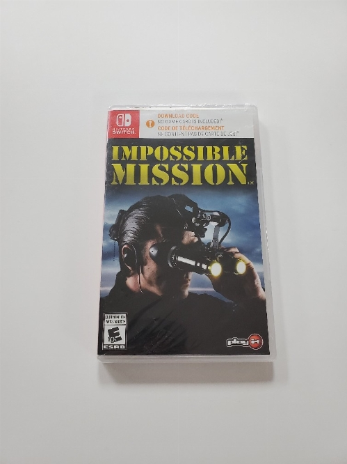 Impossible Mission (NEW)