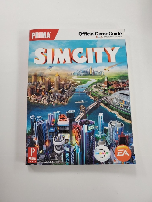 SimCity Prima Official Game Guide