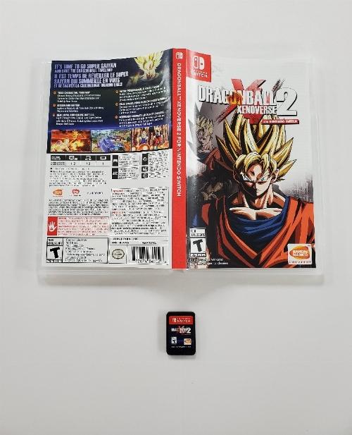Dragon Ball: Xenoverse 2 (CIB)