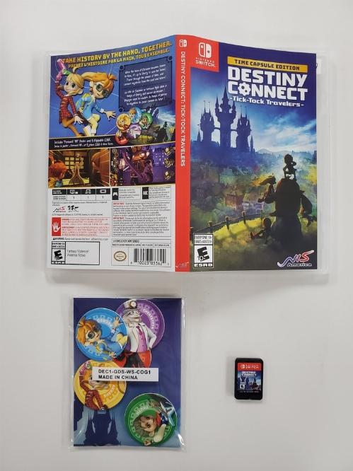 Destiny Connect: Tick-Tock Travelers [Time Capsule Edition] (CIB)