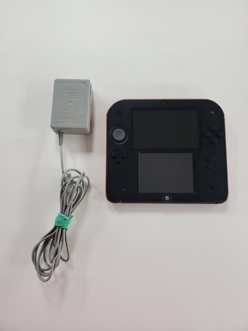 Nintendo 2DS Red/Black (C)