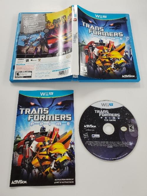 Transformers: Prime (CIB)