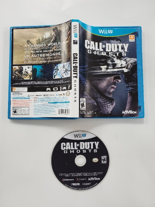 Call of Duty: Ghosts (CB)