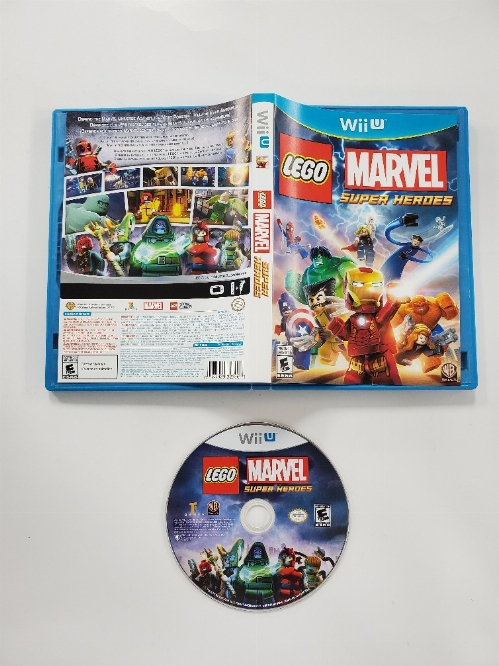 LEGO Marvel Super Heroes (CB)