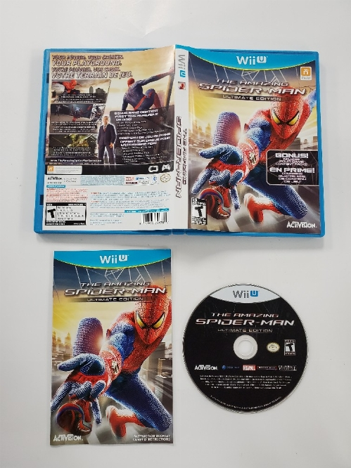 Amazing Spider-Man (Ultimate Edition) (CIB)