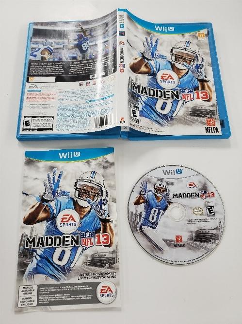 Madden NFL 13 (CIB)