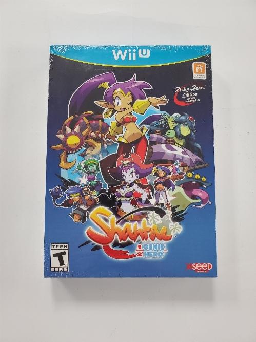 Shantae: Half-Genie Hero [Risky Beats Edition] (NEW)