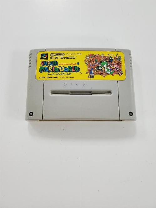 Super Mario World (C)