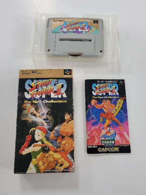 Super Street Fighter II (CIB)