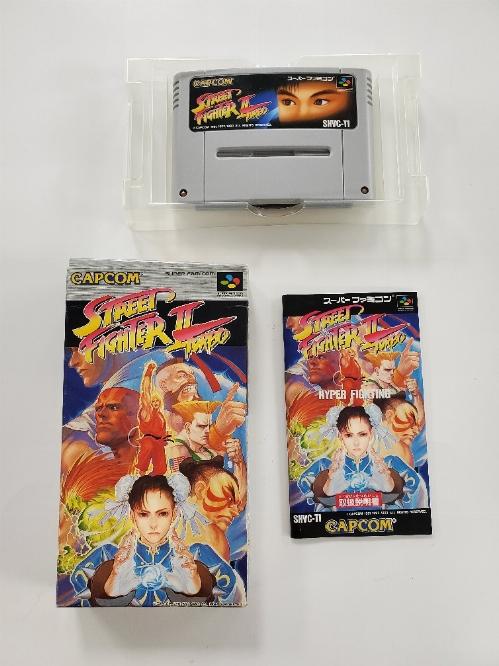 Street Fighter II Turbo (CIB)