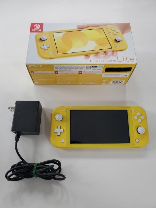 Nintendo Switch Lite Yellow (CIB)