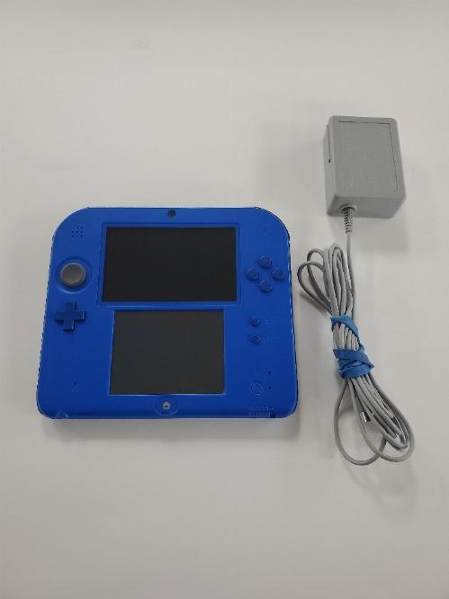 Nintendo 2DS Electric Blue/Black (C)