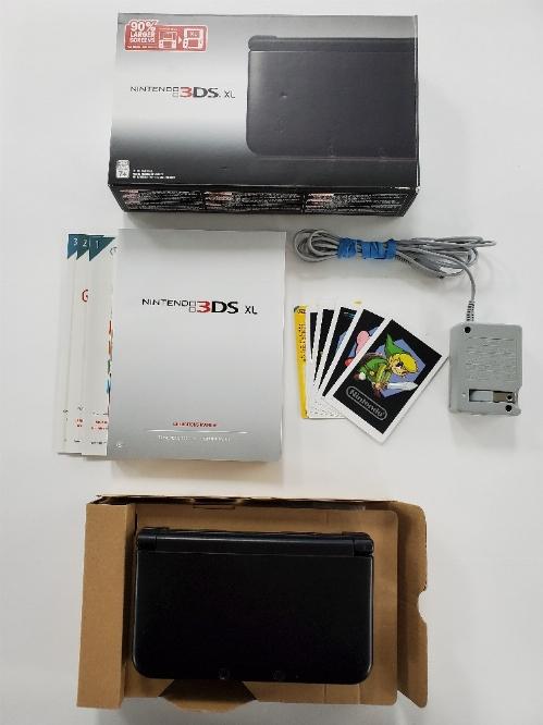 Nintendo 3DS XL Black (CIB)
